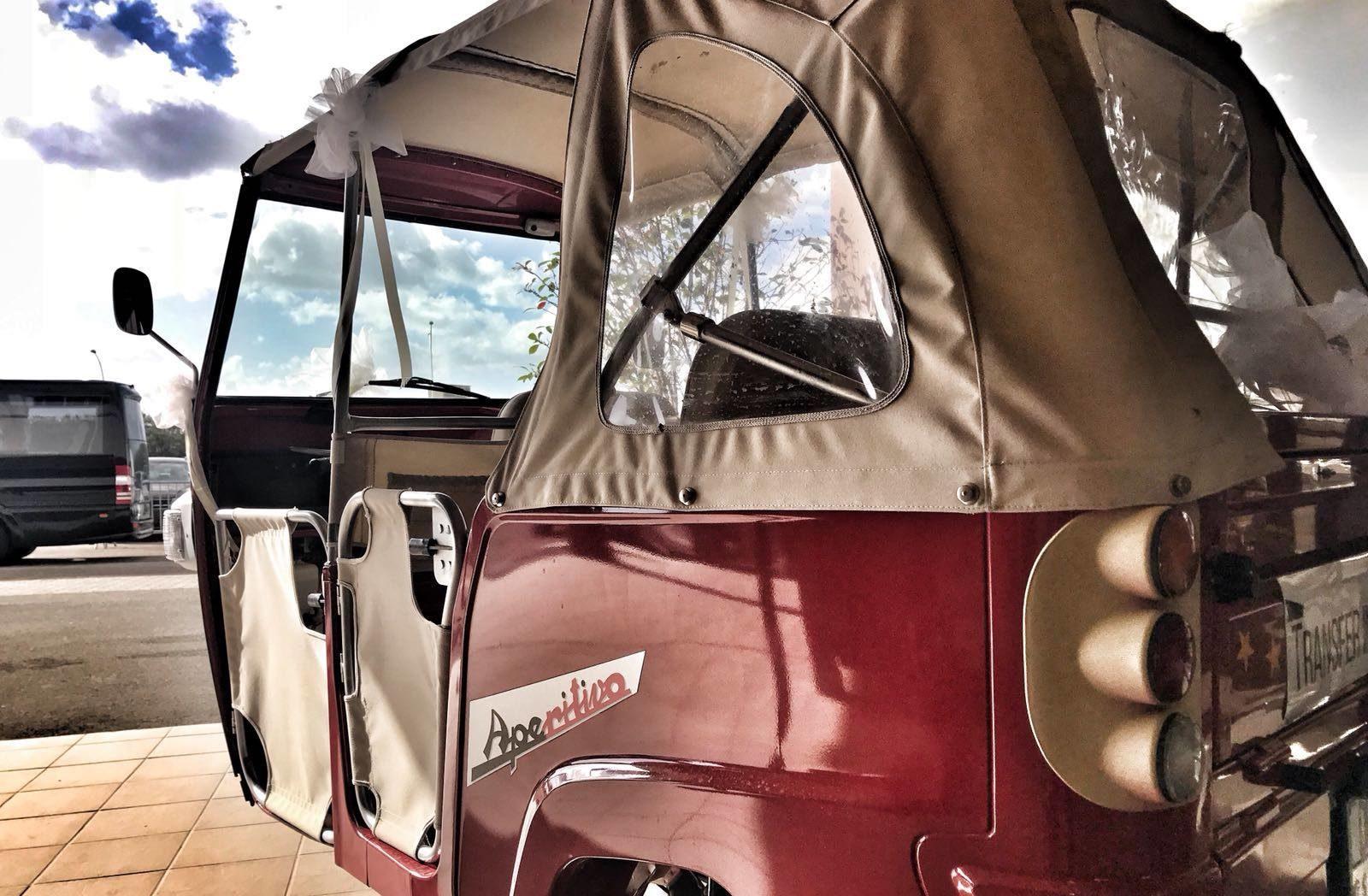 Tuktuk Sardinia Tour Experience Cagliari